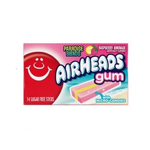 Airheads Gum Raspberry Lemonade